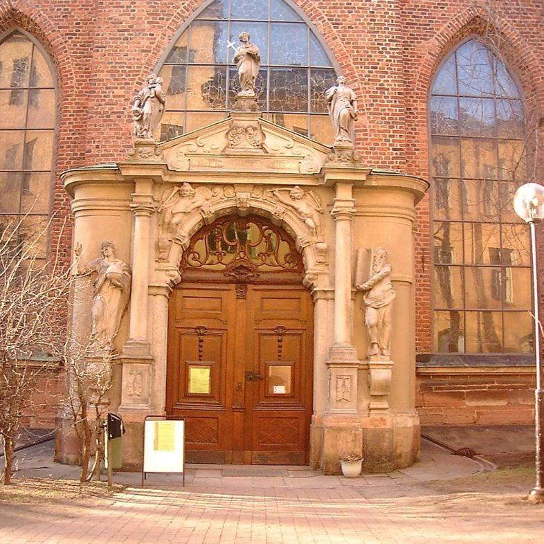 Historien om St Gertrud – Tyska församlingen i Gamla stan
