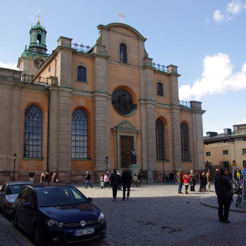 Kyrkor i Gamla stan